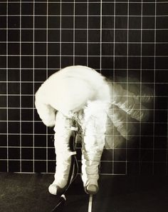 NASA's Early Space Suit Tests