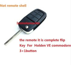45.00$  Buy here - http://ali82j.shopchina.info/go.php?t=32808268972 - 92213311 - 92252257 Remote flip car key for Holden VE Commodore 3 button with horn GM46LCK chip 434 mhz GM45 key high quality 45.00$ #bestbuy