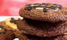 Schoko-Marshmallow-Cookies