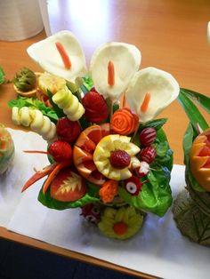 Image detail for -Corso di Fruit Carving (intaglio frutta e verdura) | Golositalia