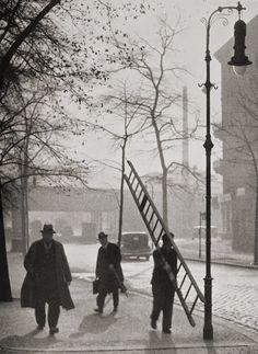 Hermann Ebel, Almost Spring, Berlin, 1936. Thanks to luzfosca
