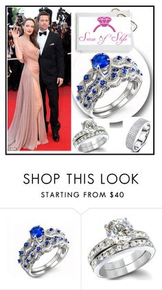 """""""SenseofStyle-jewelry shop"""" by lejla150 ❤ liked on Polyvore featuring senseofstyle1"""