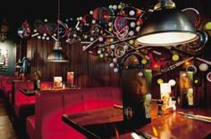 T.G.I Friday's - Wembley - Our work - Harrison - Realising Creative Environments