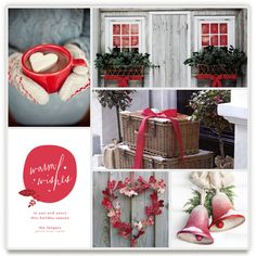 Warm and romantic season by Chocomocacino. Minted's first-ever Inspiration Board Challenge.