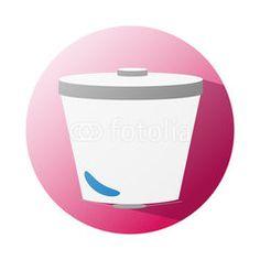 Pot icon supermaket #button #fotolia #design #concept #tool #cart #shop #online #services #icon #vector #business