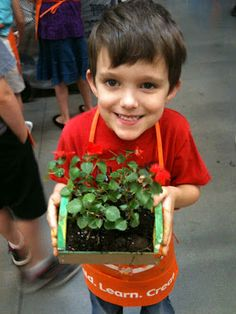 Free activities for kids at Home Depot