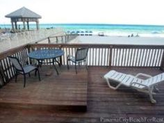 Beachfront Townhouse in Panama City Beach, FL in Panama City Beach
