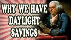 Who Really Invented Daylight Saving Time— TodayIFoundOut