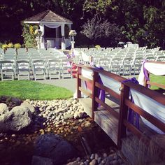 great vancouver wedding Beautiful day for a wedding! Omg it was hot decorating this one today since I dressed for rain! #ubcgolfcourse #beautifulday #weddingceremony #squamishwedding #decorator by @apricelesseventltd  #vancouverwedding #vancouverwedding