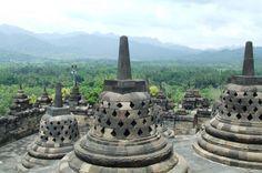 Borobudur. El monumento budista más grande del mundo,