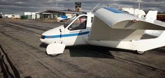 The incredible flying car from Terrafugia