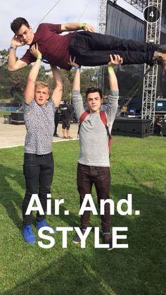 Ethan, Grayson and Logan ❤️