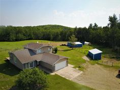 26 54120 RGE RD12, Rural Parkland County: MLS® # E4073420: Cedar Heights Real Estate: Kevin Quintal