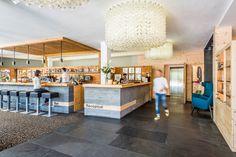 Hotelarchitektur - 4 Sterne Boutique Hotel Vinschgau, Südtirol