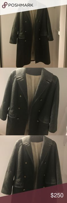 🎉HOST PICK🎉 Forest Green Nordstrom Coat Like new only worn once! Very warm too! Color is lighter than photo (I tried to used lighting that best depicts acute color), best shots a sm/ med. received so many compliments with this rare coat! Purchased at Nordstrom Rack in Los Angeles ....(The more you buy, the more I lower my prices so bundle & save!!) Jackets & Coats