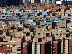 Alicante y su aglomerada arquitectura años 70
