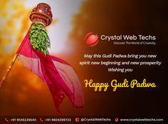 Happy Gudi Padwa...!