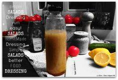 citroendille dressing