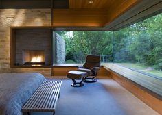 Oglesby Greene Architects - Corner Window