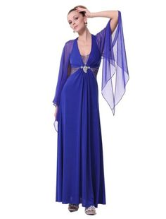 Ever Pretty V-neck Open Back Halterneck Maxi Evening Dress 09809, HE09809SB08, Sapphire Blue, 6US Ever-Pretty,http://www.amazon.com/dp/B00AJ9FUEI/ref=cm_sw_r_pi_dp_AvYasb1TYA42TK6X
