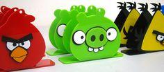 Porta Guardanapo personalizado Angry Birds