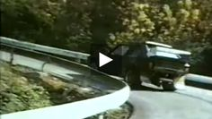 Video of Lancia Delta S4 Group B rally car being secretly tested. Lancia's prototype is undergoing rigorous tests to tackle challenges faced in the rally.