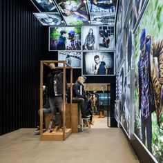 Chasin' flagship store by The Invisible Party, Amsterdam – Netherlands