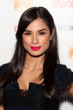 Diane Guerrero Photos - Diane Guerrero attends the H. Brown Shoe Company Season Of Giving Holiday Party on December 2013 in New York City. - Season of Giving Holiday Party in NYC Beautiful Celebrities, Most Beautiful Women, Beautiful People, Colombian Women, Latin Women, Crop Top Bikini, Hot Brunette, Orange Is The New Black, Face Shapes