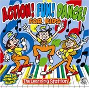 Action! Fun! Dance! for Kids CD Download.  Music adds a lot to indoor recess plus it keeps the noise level down.