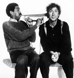 What Gene Wilder and Richard Pryor did with Silver Streak in 1976 was very important not only for actors, but for race relations.