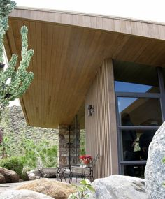 Edris House by E. Stewart Williams West Cielo Drive, Palm Springs, California A classic example of Desert Modernism, the stone-walled Edris house appears to rise organically from the rocky landscap…