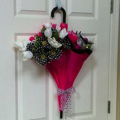 My Easter door decoration....