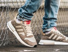 0c19c26bf3592 Adidas Consortium ZX 500 RM  Kelvin Scale  Simple Brown Light Brown (5)