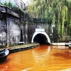 Harecastle Tunnel, Trent & Mersey Canal