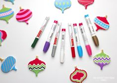 oil-based paint pens