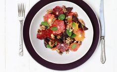 Organic Beautiful Beetroot & Orange Salad - Abel & Cole