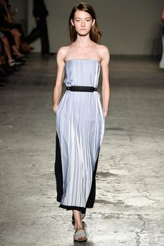 Gabriele Colangelo Spring 2015 Ready-to-Wear - Collection - Gallery - Look 1 - Style.com