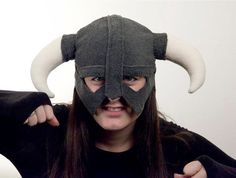 SEWING PATTERN for Skyrim Dragonborn Hat by aliborghi on Etsy, $8.00