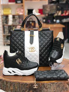 Chanel Womens Tri-color Leather Flap Chain Shoulder Bag – The Fashion Mart Chanel Handbags, Luxury Handbags, Fashion Handbags, Fashion Bags, Fashion Purses, Luxury Purses, Chanel Fashion, Chanel Bags, Luxury Bags