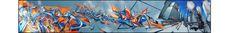 Big Walls By Resh, Stack, Dens, Red, Yearz - Ivry-sur-Seine (France) - Street-art and Graffiti | FatCap