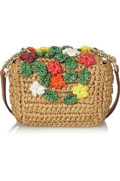 123 Best Raffia bags images   Jimmy choo, Crochet bags, Crochet purses d7481457c5