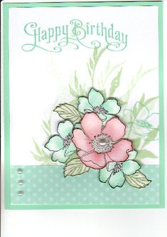 Just Pretty. by wendy noble - Cards and Paper Crafts at Splitcoaststampers
