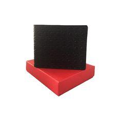 Salvatore Ferragamo Black Wallet For Men. #wallet, #men, #women, #fashion, #india
