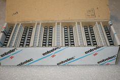 Entrelec 0199-059-06 x 50 box of 50 #Entrelec