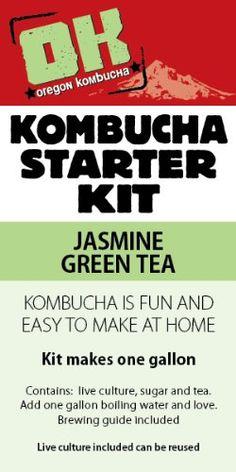 Homebrew Finds: Kombucha Starter Kit - $18.99
