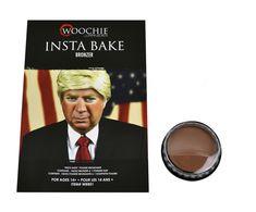 Insta-Bake Bronzer Makeup Ounces - deal to start coupon Halloween Club, Trendy Halloween, Cinema Secrets, Bronzer Makeup, Fake Tan, Makeup Deals, Halloween Accessories, Powder Puff, Costume Makeup