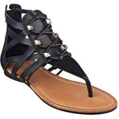 GUESS Glando Gladiator Thong Sandals