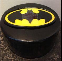 Batman cake!!