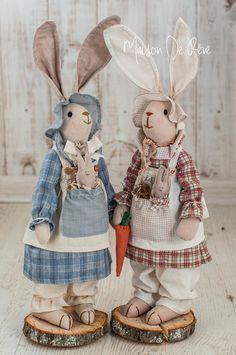Tilda rabbit handmade