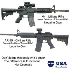 The AR-15 is designed to create mass casualties so it needs to be banned